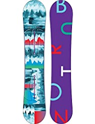 Burton Feather de snowboard, mujer, Snowboard Feather, sin color, 152