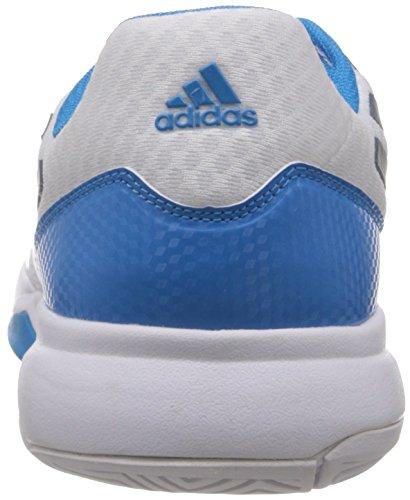 adidas Performance Ace III Q22080 Herren Tennisschuhe Weiß (Running White Ftw / Tribe Blue S14 / Solar Blue S14)