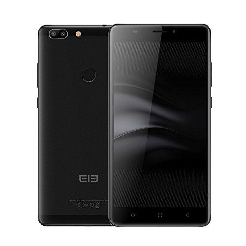 Elephone C1 Max Smartphone 4G LTE del Telefono 6.0 Inch HD 1280 * 720 Pixel MTK6737 Quad-core CPU 2 GB di RAM 32 GB ROM Android 7.0 5.0MP + 13.0MP Dual Camera Posteriore 5.0MP Anteriore Cellulare