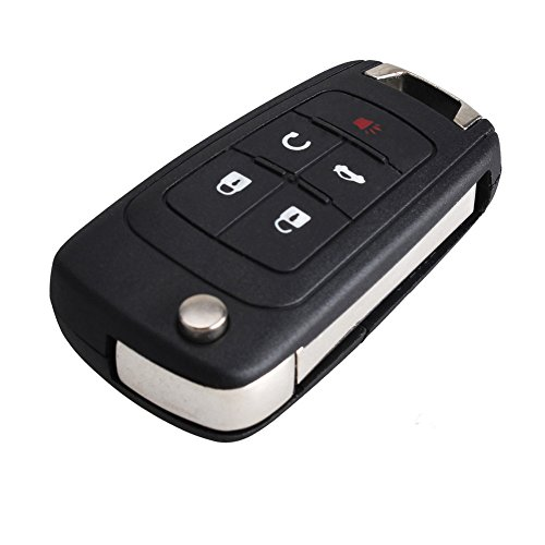 bacai-de-rechange-5-boutons-entree-coque-cle-telecommande-pliable-pour-chevrolet-cruze-camaro-equino