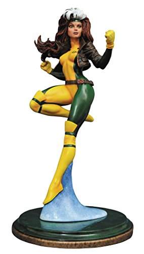 Diamond Select Toys Marvel PREMIER Collection: Rogue Kunstharz Statue
