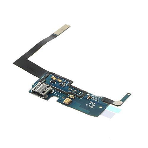 BEST2MOVIL Flex Data Bacino di carico Compatibile con Micro USB Samsung Galaxy Note 3 SM-N7505 Neo