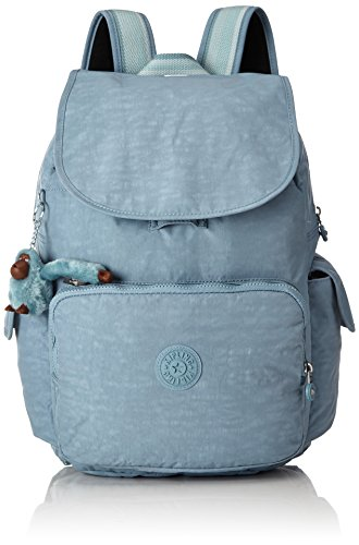 Imagen de kipling city pack l  grande, 24 litros, color pastel blue c azul  alternativa