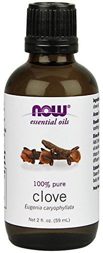 Huiles essentielles, Clove, 2 fl oz (59 ml) - Now Foods