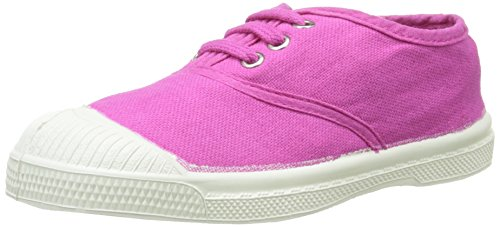 Bensimon E15004c157, Baskets Basses Mixte Enfant Rose (412 Fushia)