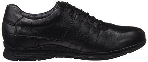 Fluchos- retail ES Spain Herren Tauro Schnürhalbschuhe Black (Schwarz)