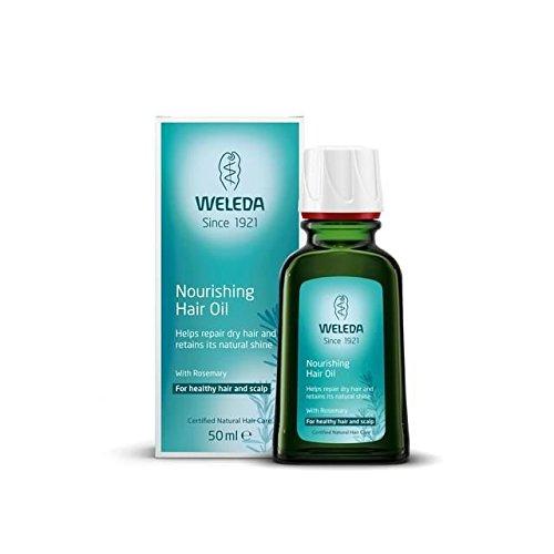 Weleda Pflegende Haaröl Rosmarin 50ml - 3er-Pack