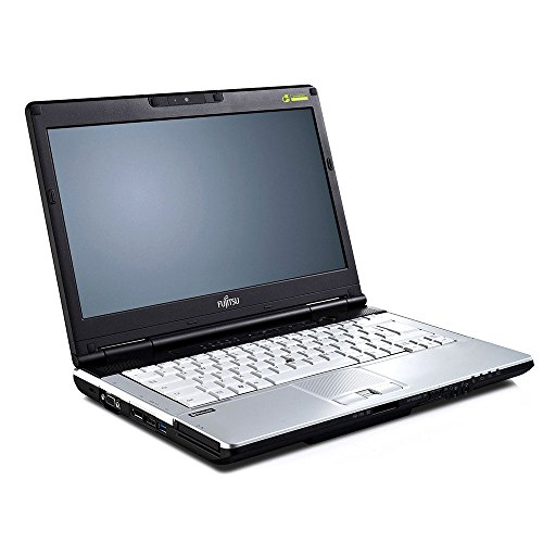 Fujitsu Lifebook E751 Notebook 15,6 Zoll, Intel Core i3, 2.1GHz, 4GB RAM, 320GB HDD, DVD-RW, WLAN, Win10H - Alemania (Reacondicionado Certificado)