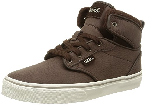 vans-y-atwood-hi-leather-zapatillas-bajas-infantil-color-leather-demitasse-aluminum-talla-33
