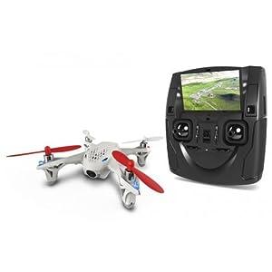 Hubsan X4 FPV Quadrocopter mit Live-Video