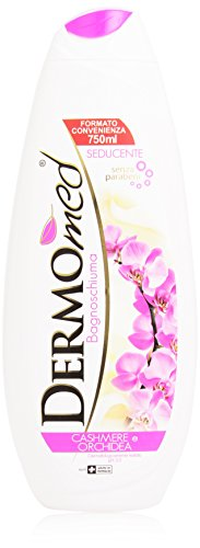 Dermomed - Bagnoschiuma, Cashmere e Orchidea - 750 ml