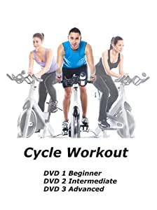 Cycle Workout DVD [3 DVD set] - [Region 0 Worldwide]