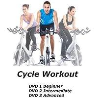 Cycle Workout DVD [3 DVD set] - [Region 0 Worldwide]