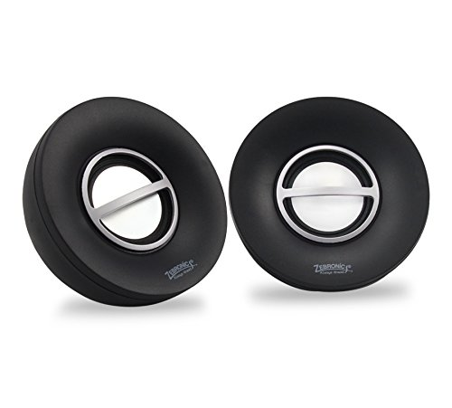 SPK- ZEBRONICS 2.0 COMPUTER MULTIMEDIA SPEAKER (SHELL)  available at amazon for Rs.310