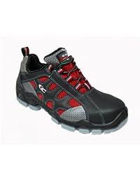 Cofra scarpe di sicurezza S1P Raffaelo 20030–002Wellness traspirante, Multicolore