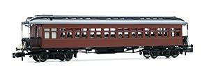 Arnold- Costa Coach, 3rd Class, RENFE, Lantern Roof (Hornby HN4234)