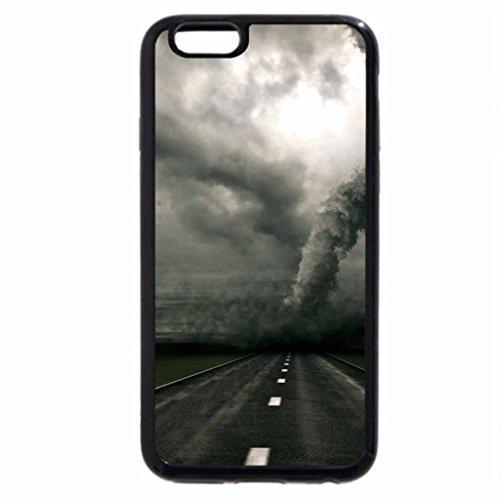 iPhone 6S / iPhone 6 Case (Black) Twister