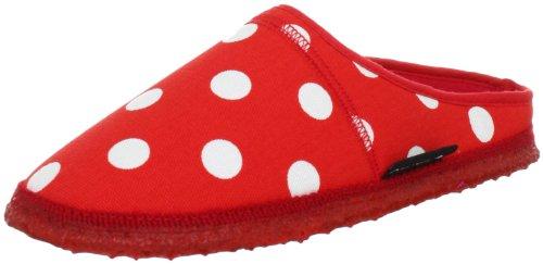 Nanga Sabrina Damen Pantoffeln Rot (20)