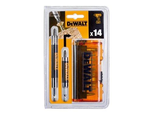 dewalt-dt71502-qz-screwdriver-set-14-pieces