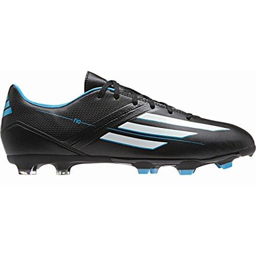 Adidas F10 TRX FG Chaussures de football pour homme - Noir/Blanc