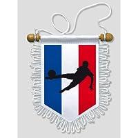13 X 15 CM ISLAND AUTO WAND FAHNE FLAGGE WIMPEL