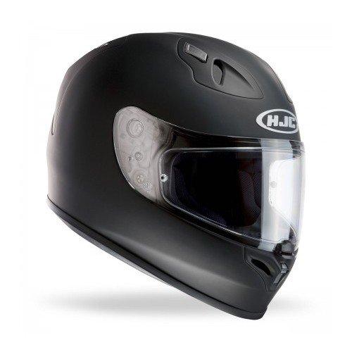 HJC FG-17 - Casco de moto -  M=57cm-58cm, negro mate, M
