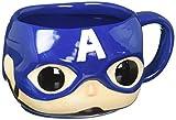 FunKo Marvel Captain America Tasse aus Keramik
