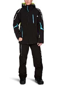 Dare 2b Men's Valiance Ski Jacket - Black, Large