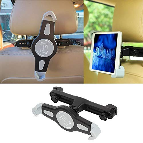 """Eighiz Universal Car Back Seat Holder Stand for iPad, Tab/Tablet, Mounting System 360 Degrees Adjustable for Tablets Upto 7"""" to 11"""""""
