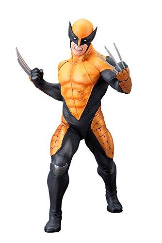 Marvel Now! ARTFX+ Statue 1/10 Wolverine 19 (X Uniform Men)