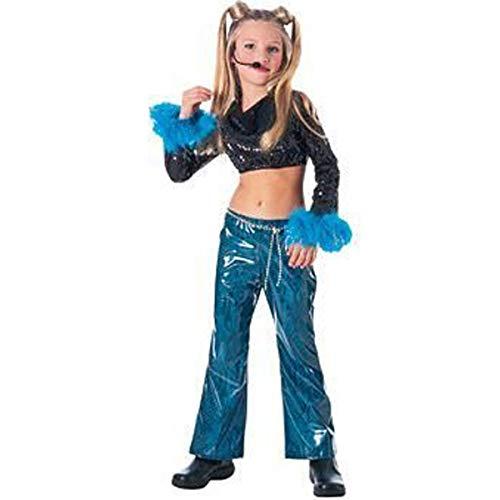 Child Kostüm Star Mega - Mega Star Child Costume (Large)