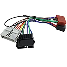 Adattatore ISO per Chrysler / Jeep / dodge - cavo connettore autoradio