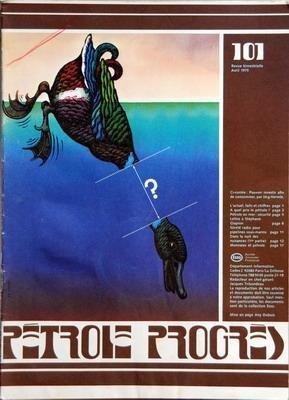 PETROLE PROGRES [No 101] du 01/04/1975 -...