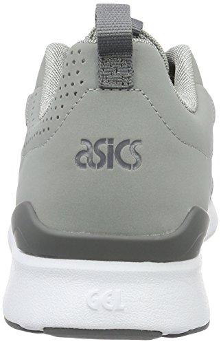 Asics Gel Lyte Runner, Baskets Basses Mixte Adulte Gris (Light Grey/Light Grey)