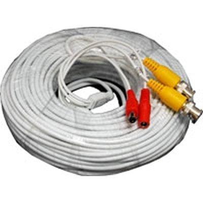 acelevel 60Füße Video Power BNC RCA Kabel für q-See CCTV Sicherheit Kameras (Qsee-sicherheit-kamera-system)