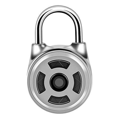 Candado Bluetooth, candado sin llave con candado inteligente, bloqueo