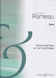 Suite: Klarinette Und Klavier.