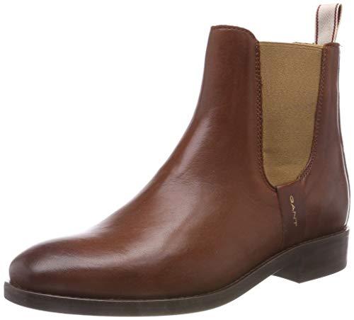 GANT Footwear Damen FAY Chelsea Boots, Braun (Cognac G45), 40 EU