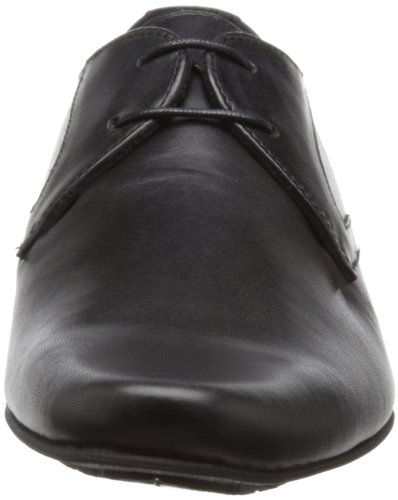 H by Hudson Livingston, Chaussures de ville homme Noir (Black)