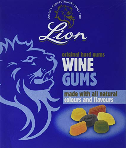 Lion Superior Wine Gums 3kg