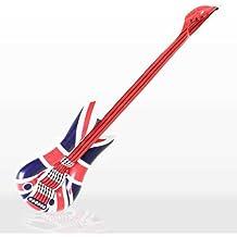 Novedades Directo Union Jack Guitarra Inflable