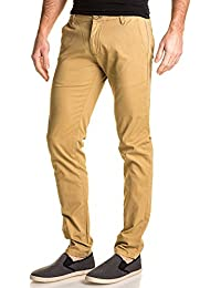 BLZ jeans - Pantalon chino homme beige