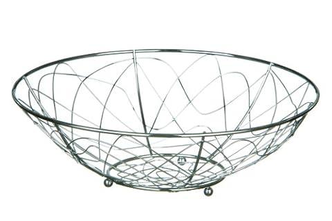 Premier Housewares Geo Round Fruit Basket -