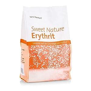 Sanct Bernhard Sweet Nature Erythrit, Tafelsüße auf der Grundlage von...
