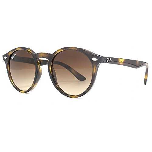 Ray-Ban Junior Keyhole Round Sunglasses in Havana RJ9064S 152/13 44
