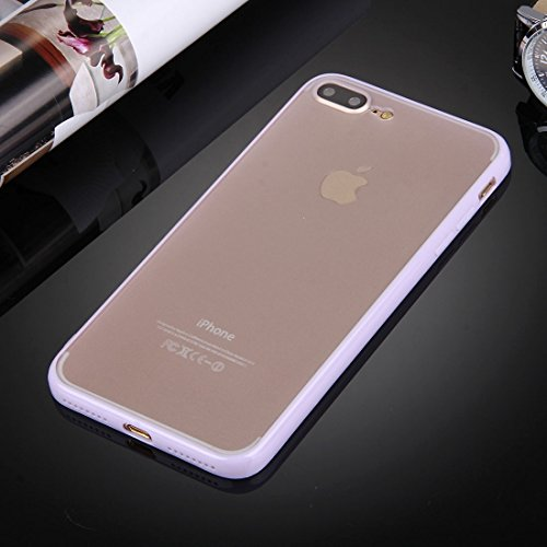 Hülle für iPhone 7 plus , Schutzhülle Für iPhone 7 Plus TPU + PC Transparente Schutzhülle ,hülle für iPhone 7 plus , case for iphone 7 plus ( SKU : Ip7p0897w ) Ip7p0897p
