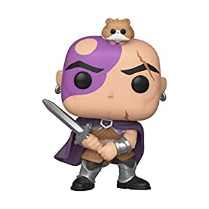 Funko- Pop Games: Dungeons & Dragons-Minsc & Boo Collectible Toy, Multicolor (45115)