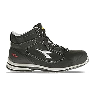 Diadora S3 chaussures GEOX technologie, couleur:noir;Pointure:46 (UK 11)