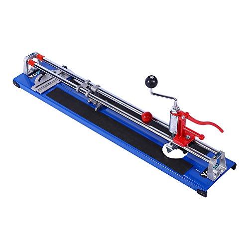 Schwere 3in 1Multifunktions-600mm Manuelle Fliesenschneider für Heimwerker Keramik Boden Cutter Tool Maschine