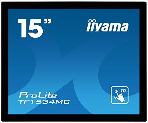 Iiyama Prolite TF1534MC-B1X LCD Monitor